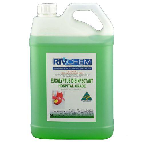 Eucalyptus Disinfectant - 5 Lt