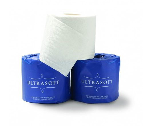 Ultrasoft 2ply 400 ind Wrap