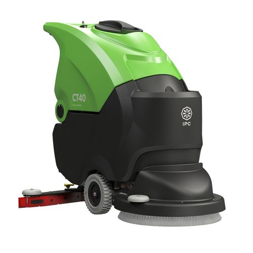 Medium Scrubber Dryer