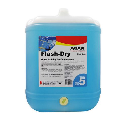 Flash Dry - 20 Lt
