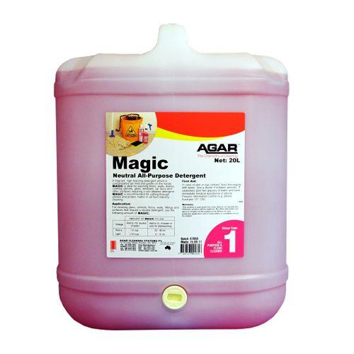 Magic - Detergent 20 Lt