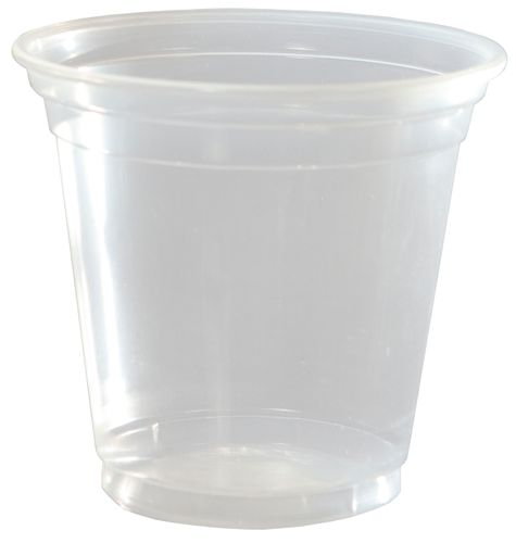 Plastic Cup Clear 200ml