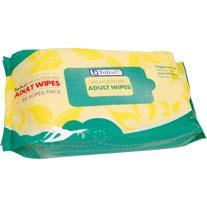 Adult Wipes 21 x 26 (80 wipes)