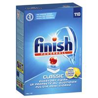 Finish Dish Tabs - 110