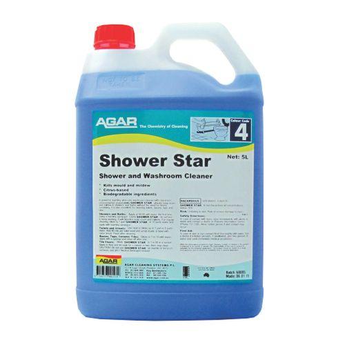 Shower Star - Bathroom 5 Lt