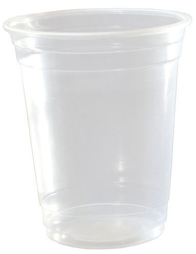 Plastic Cup Clear 425ml