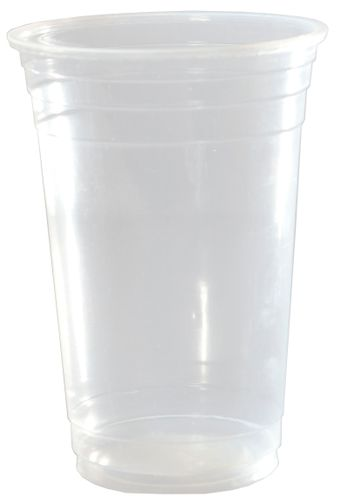 Plastic Cup Clear 540ml