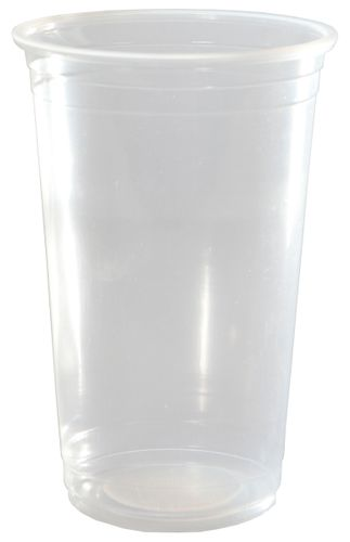Plastic Cup Clear 620ml