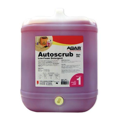Autoscrub - Low Foam Det 20 Lt