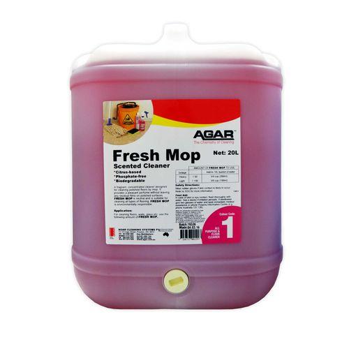 Freshmop - Detergent 20 Lt
