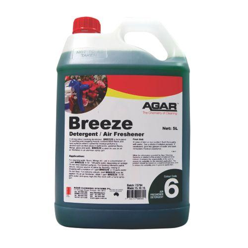 Breeze - Det Airfresh 5 Lt