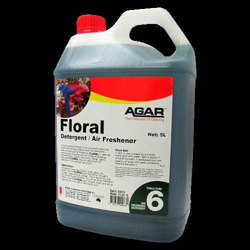 Floral - Det Airfresh 5 Lt