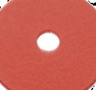35cm Red Pad