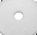 35cm White Pad