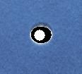 30cm Blue Pad