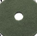 35cm Green Pad