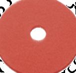 40cm Red Pad