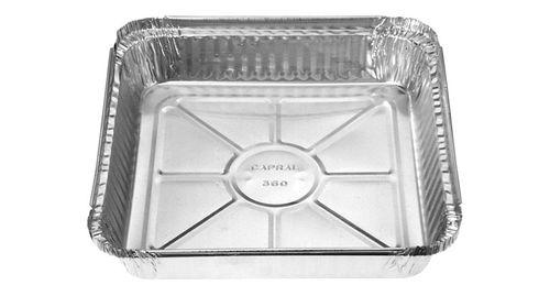 Foil Container - 228x228x36