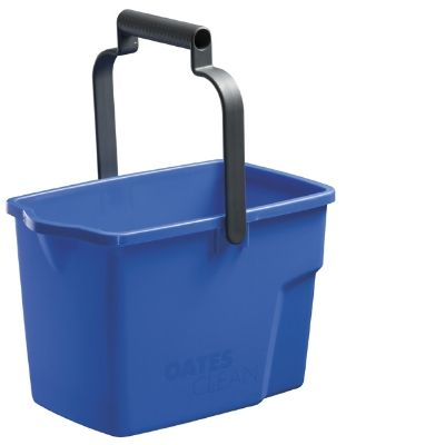 Rectangle Bucket 9 lt - Blue
