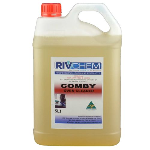 Comby Cleaner - 5 Lt