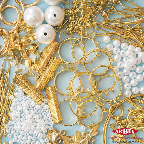 Jewellery Findings and Pearls