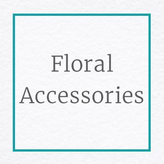 Craft Floral Accessories