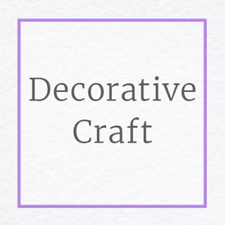 Decorative Craft