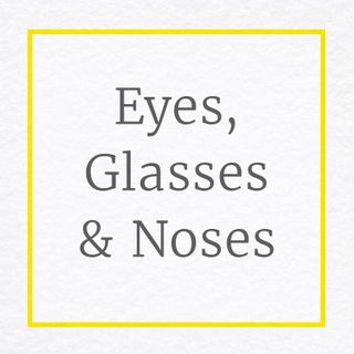 Toy Making Eyes, Glasses & Noses