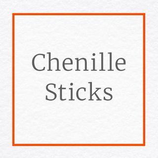 Chenille Sticks