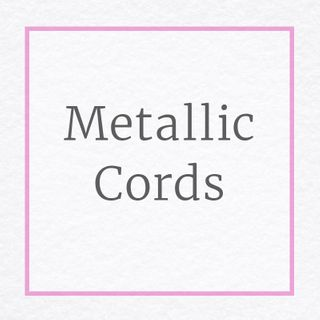 Metallic Cords