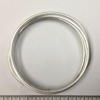 Armature Wire 3mm Silver 1m
