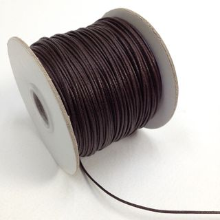 Immitation Leather 1mm Brown 90m
