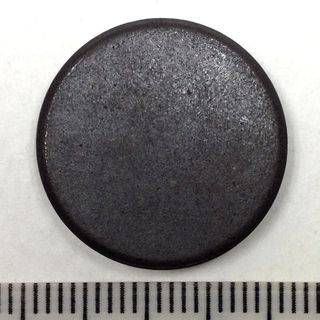 Ferrite Magnets 20mm D/Grey Pkt 6