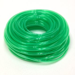 Plastic Tubing 1.6x1.8mm Green 10m