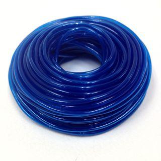 Plastic Tubing 1.6x1.8mm Royal Blue 10m