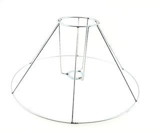Lampshade DF Coolie 8in