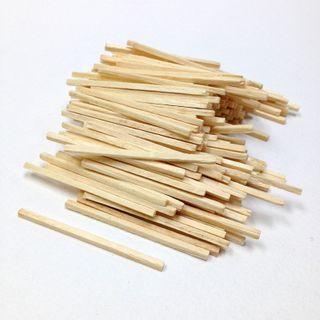 Match Sticks 2mmx5cm Natural Pkt 1000