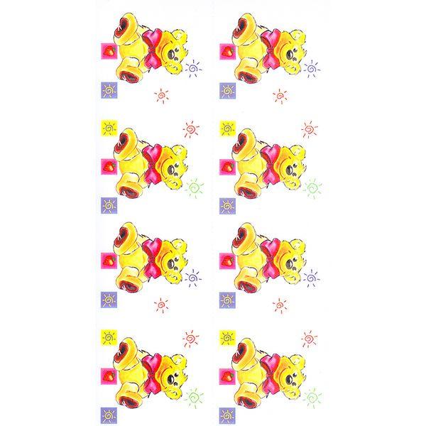 Dec/Borders Teddy Design