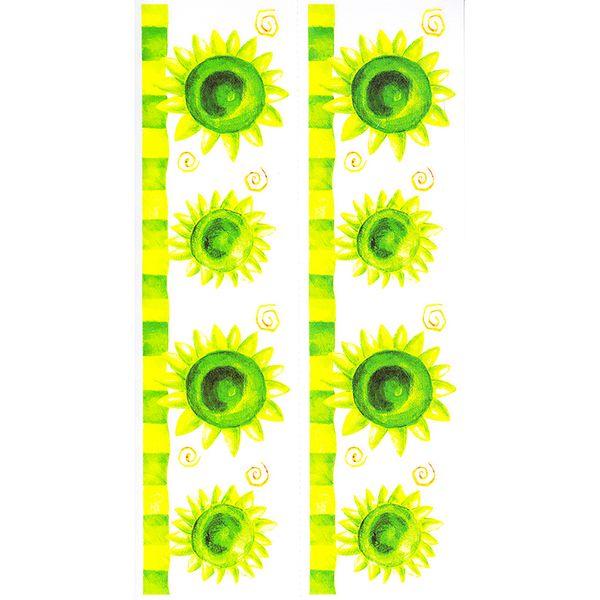 Dec/Borders Design Green/Yellow