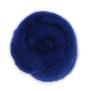 Combed Wool Blue 10g