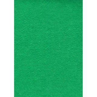 Adhesive Felt Visc/Wool Green Each