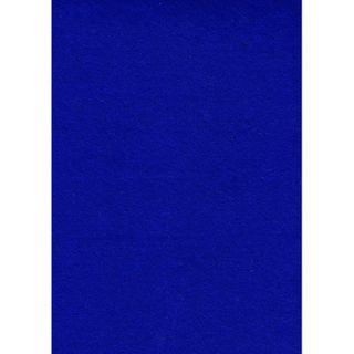 Adhesive Felt Visc/Wool Royal Blue Each