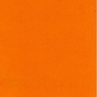 A4 Felt Sheet Acrylic Mandarin Each