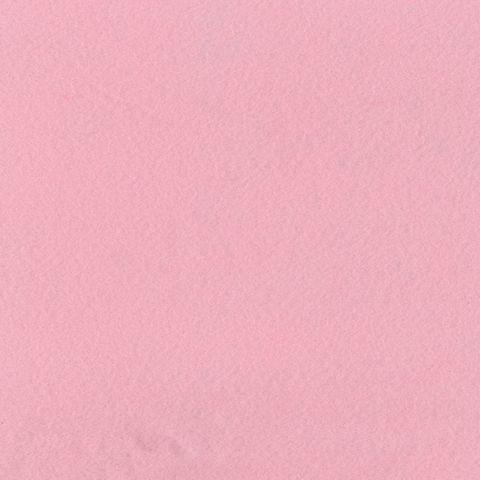 A4 Felt Sheet Acrylic Pale Pink Each