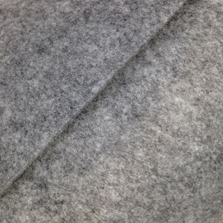 3mm Thick 100% Polyester Light Grey