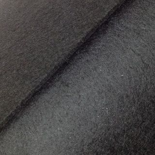 3mm Thick 100% Polyester Black