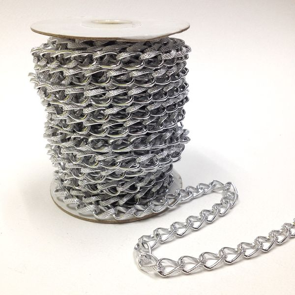 Aluminium Chain 3mm SI  10 mtrs