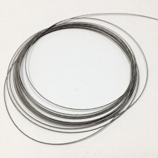 Beading Wire 0.72mm Clear 3m