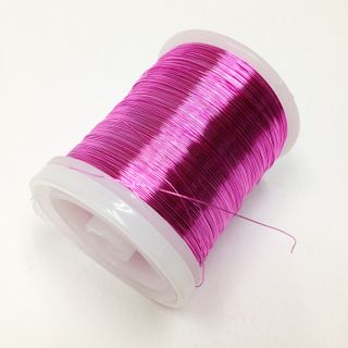 Beading Wire 20ga Pink 8.5M