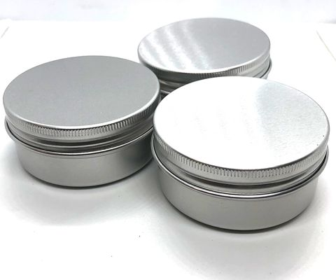 Candle Tins Screw Top 57x25mm Pkt 3
